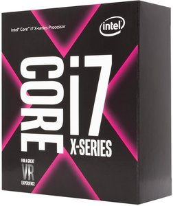Intel Core i7-7820X Kaby Lake-X Six-Core 3.5 GHz Desktop Processor