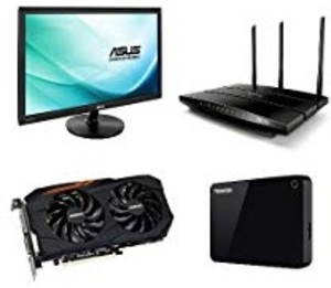 Amazon PC Components and Accessories