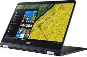 Acer Spin 7 2-in-1, Core i7-7Y75, 8GB RAM, 256GB SSD