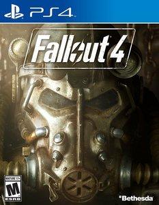 Fallout 4 Digital Deluxe Bundle (PS4 Download)