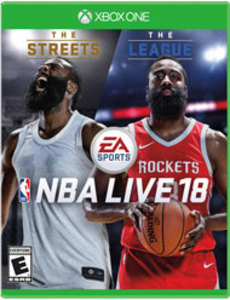 NBA Live 18 (Xbox One Download) - Gold Required
