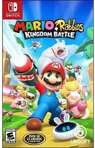Mario + Rabbids Kingdom Battle + Starlink: Battle for Atlas (Nintendo Switch)
