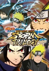 Naruto Shippuden Ultimate Ninja STORM Trilogy (PC Download)