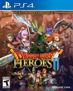 Dragon Quest Heroes II Explorer's Edition (PS4 Download) - PS Plus Required