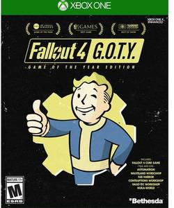 Fallout 4: Game of the Year Edition (Xbox One Download)