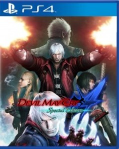 Devil May Cry 4: Special Edition (PS4 Download)