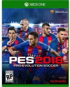 PES 2018: Pro Evolution Soccer (Xbox One) - Pre-owned