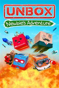 Unbox: Newbie's Adventure (Xbox One Download) - Gold Required