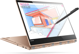 Lenovo Yoga 920-14 80Y70063US Core i5-8250U, 8GB RAM, 256GB SSD, 1080p IPS Touch