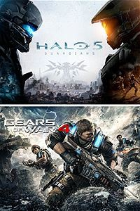 Gears of War 4 and Halo 5: Guardians Bundle (Xbox One Download)