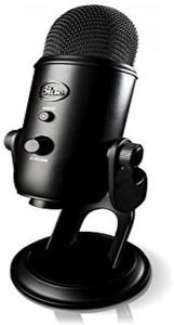 Blue Yeti Blackout Mic (In Store Only)