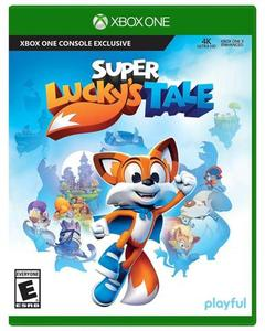 $4 off Super Lucky's Tale (Xbox One Download) - Gold
