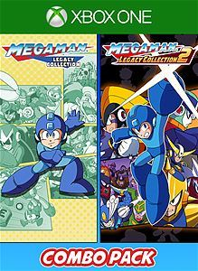 Mega Man Legacy Collection Combo Pack (Xbox One Download)