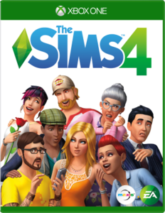 The Sims 4 (Xbox One) - Pre-owned