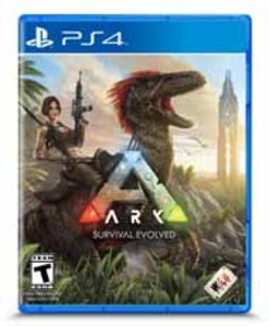 ARK: Survival Evolved (PS4) - Pre-owned
