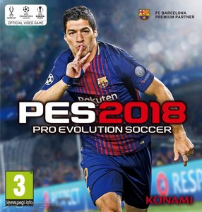 Pro Evolution Soccer 2018 (PC Download)
