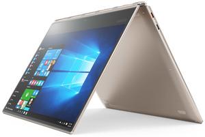 Lenovo Yoga 910 80VF00MFUS Core i7-7500U, 16GB RAM, 1TB SSD, 4K UHD IPS Touch