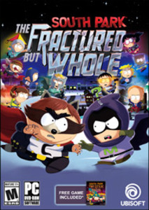 South Park: The Fractured But Whole (PC DVD)