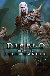 Diablo III: Rise of the Necromancer (Xbox One DLC Download) - Gold Required