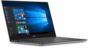 Dell XPS 13 9360 (2017) Core i7-8550U, QHD+ Touch, 8GB RAM, 256GB SSD