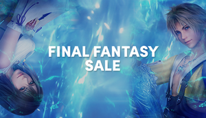 Humble Store: Final Fantasy Sale
