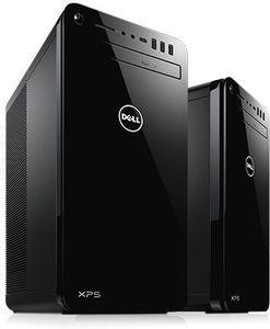 Dell XPS 8930 Desktop, Core i5-8400, GeForce GTX 1080, 8GB RAM, 1TB HDD
