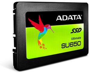 "ADATA Ultimate SU650 3D SSD 2.5"" 480GB ASU650SS-480GT-C"