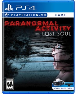 Paranormal Activity: The Lost Soul (PSVR Download) - PS Plus Required