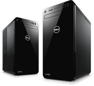 Dell XPS 8930 Desktop, Core i3-8100, GeForce GTX 1070, 8GB RAM, 1TB HDD