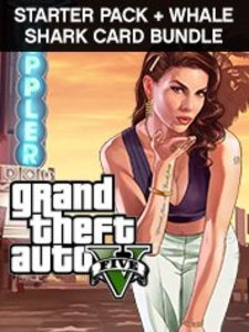 Grand Theft Auto V + Criminal Enterprise + Whale Shark Card Bundle (PC Download)