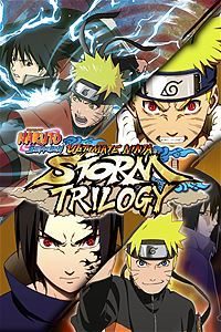 Naruto Shippuden: Ultimate Ninja Storm Trilogy (Xbox One Download)