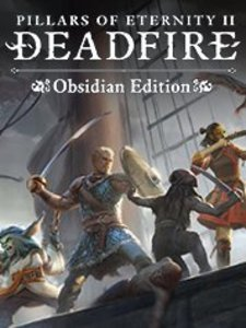 Pillars of Eternity II: Deadfire Obsidian Edition (PC Download)