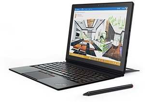 Lenovo ThinkPad X1 Tablet, Core m5-6Y57, 8GB RAM, 256GB SSD, Full HD+ IPS Touch (Refurbished)