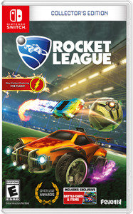 Rocket League Collector's Edition (Nintendo Switch) - Pre-owned