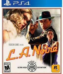 L.A. Noire (PS4 Download)