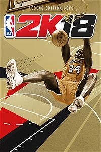 NBA 2K18 Legend Edition Gold (Xbox One Download) - Gold Required