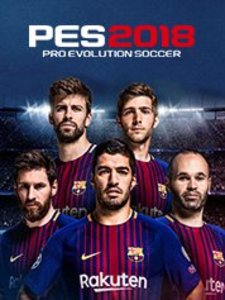 Pro Evolution Soccer 2018 FC Barcelona Edition (PC Download)