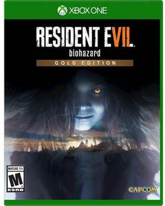 Resident Evil 7 Biohazard Gold Edition (Xbox One/Windows 10 Download)