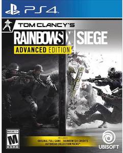 Tom Clancy's Rainbow Six Siege Advanced Edition (PS4 Download) - PS Plus Required