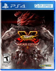 Street Fighter V: Arcade Edition (PS4 Download) - PS Plus Required