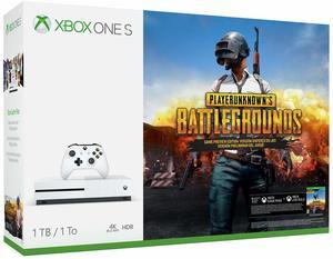Xbox One S 1TB Playerunknown's Battlegrounds Bundle + Free Game