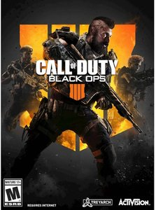 Call of Duty: Black Ops 4 (PC DVD)