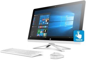 HP Pavilion 24-g237c 23.8-inch Touch, AMD A8-7410, 8GB RAM, 1TB HDD (Refurbished)
