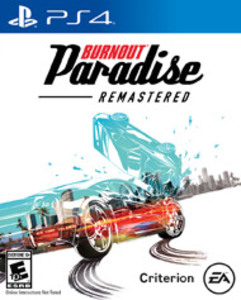 Burnout Paradise Remastered (PS4 Download) - PS Plus Required