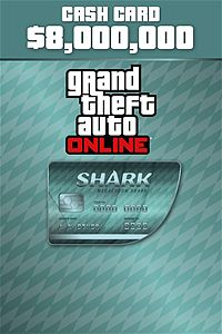 Get Cheap GTA Online Megalodon Shark Card for up to 10% Off