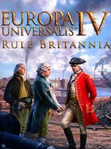 Europa Universalis IV: Rule Britannia (PC DLC)