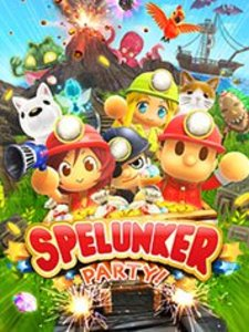 Spelunker Party! (PC Download)