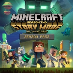 Minecraft: Story Mode - Season 2- Season Pass (PS4 Download)