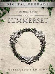 The Elder Scrolls Online: Summerset Collector's Upgrade (PC Download)