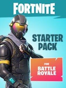 Fortnite Starter Pack (PC Download) - New Customer Only